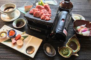 Yakiniku Lunch ¥3,800