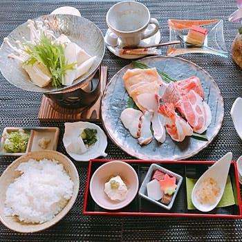 特選ちゃんこ鍋御膳 3,000円(税サ込)